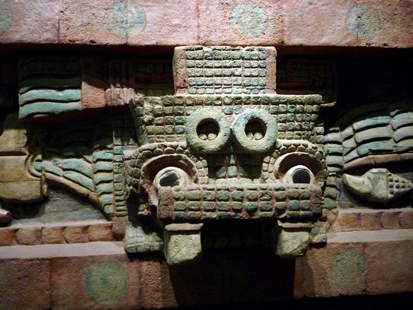 Mexico Musée Thlaloc