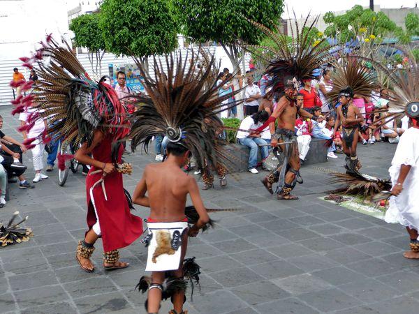 Mexico Zocalo Danses (2)