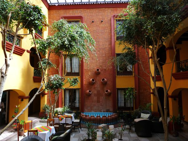 San Cristobal intérieur Hotel 2