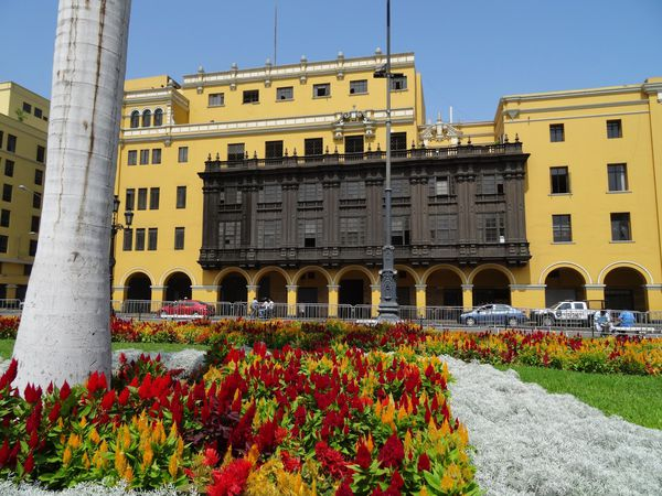 Lima Plaza Mayor 2