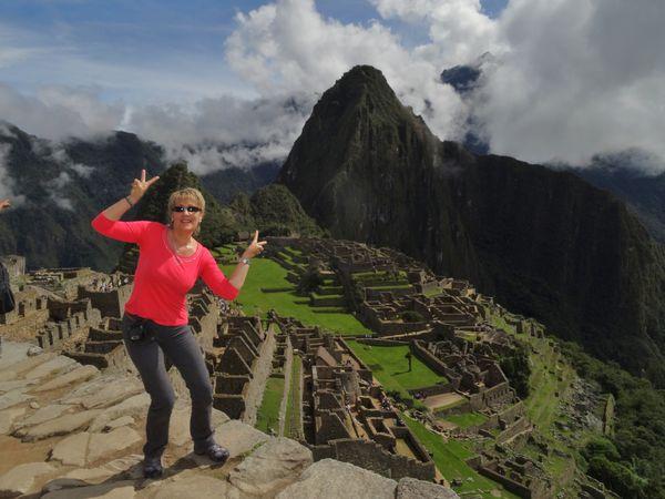 Moi Machu Picchu
