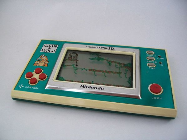 donkey kong jr game and watch 1