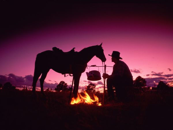 cowboy-and-fire