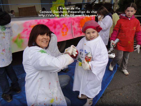 Carnaval Donchery Atelier de Flo Megardon