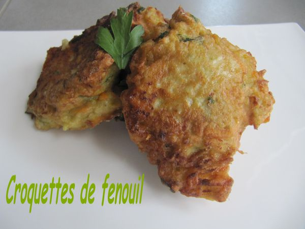 croquettes
