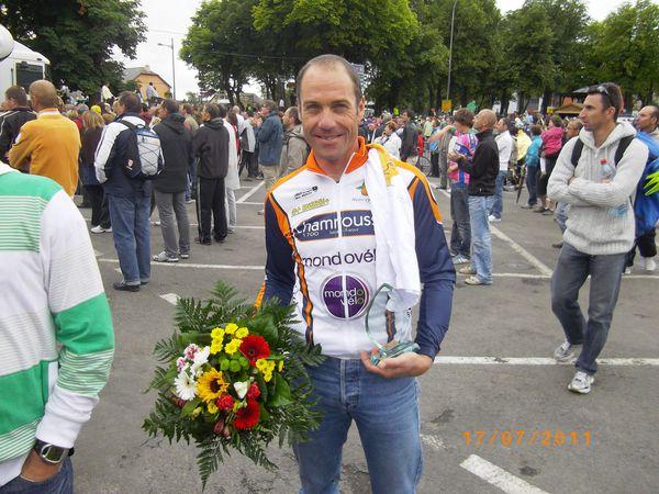 étape du tour 2 ...issoire-st flour 2011 071