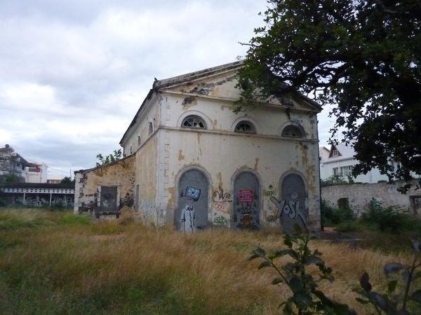ancien tribunal