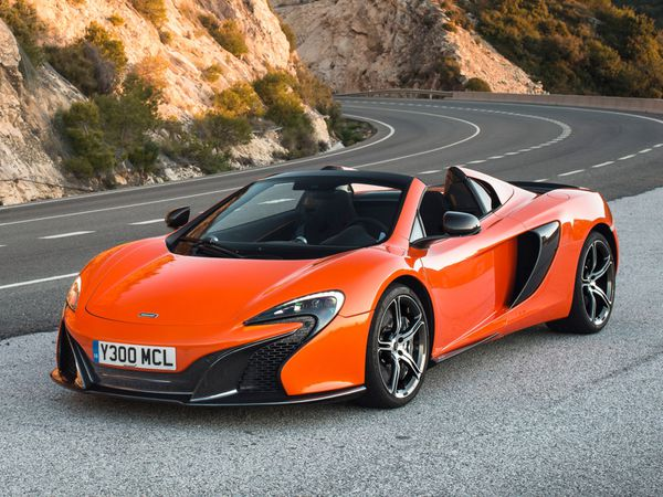 voitures de legende 388 mclaren 650 s spider 2014 victor association. Black Bedroom Furniture Sets. Home Design Ideas