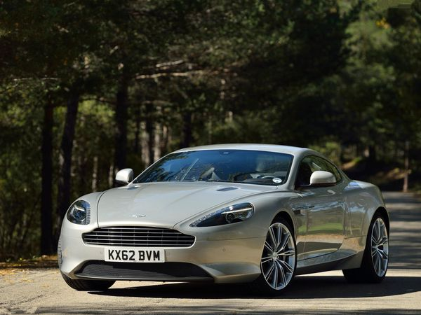 voitures de legende 406 aston martin db9 coupe 2013 victor association. Black Bedroom Furniture Sets. Home Design Ideas