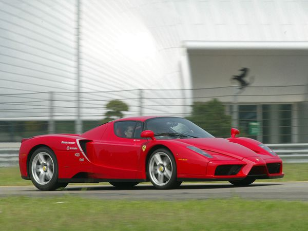 voitures de legende 411 ferrari enzo usa 2002 victor association. Black Bedroom Furniture Sets. Home Design Ideas