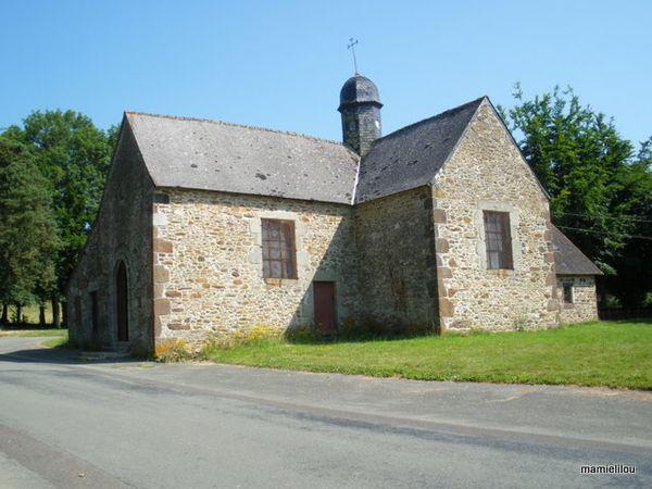St Annet de Champfremont