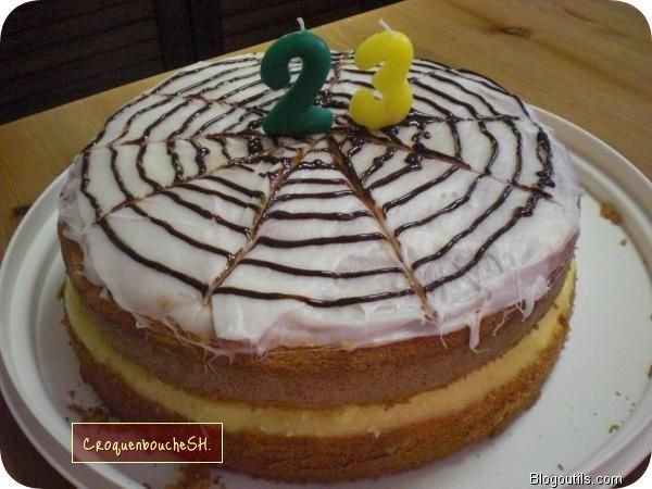 Fariner Moule Cake
