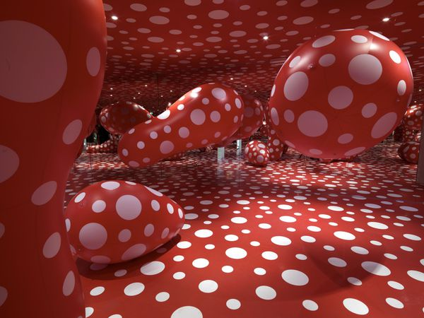 KUSAMA-Centre-Pompidou-crÇdit-photo-P.Migeat-2011-14