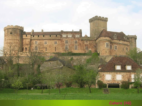 chateau cahors