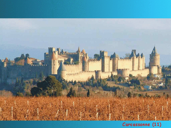 chateau carcassone
