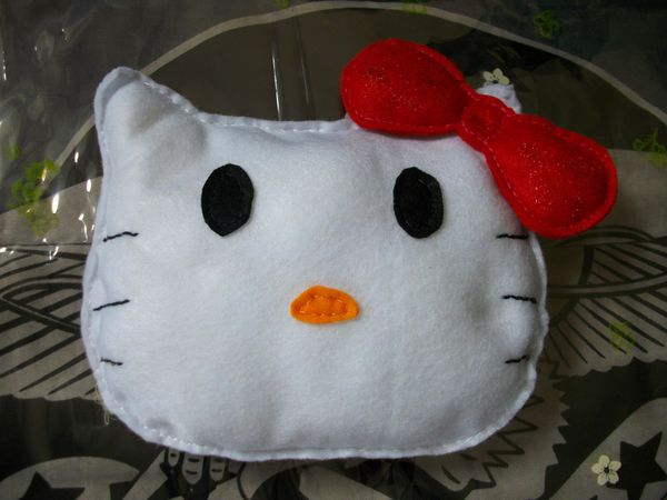 Coussin HK