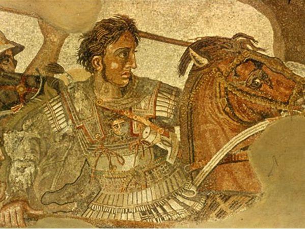 La Bataille d'Alexandre