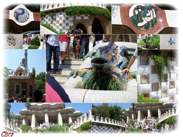 parce guell