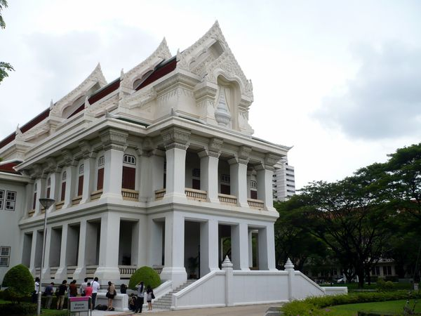 bangkok Université Chulalongkorn 2