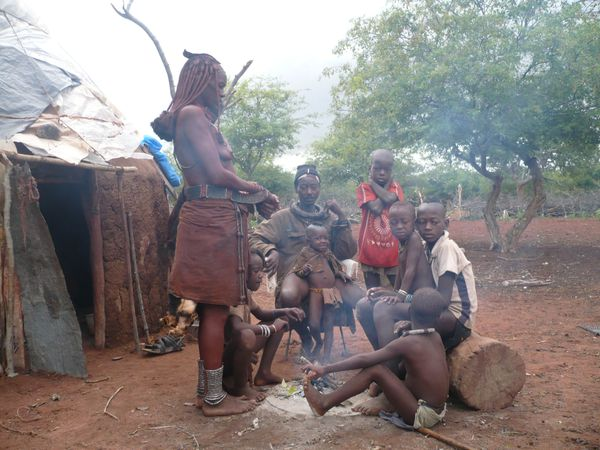 himba famille