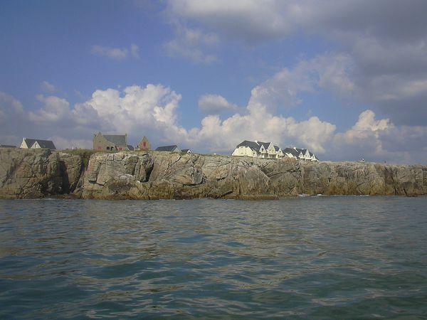 La côte sauvage
