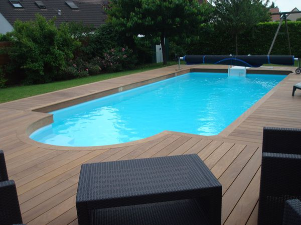 terrasse en bois orl ans 45 plage de piscine france. Black Bedroom Furniture Sets. Home Design Ideas