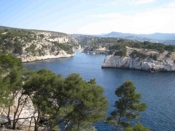 Calanques-Cassis Image