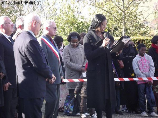 2011-Hommage aux Tirailleurs Sénégalais (2)