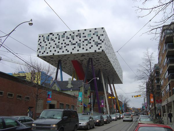 Alsop Architects RobbieYoung Wright Architects toronto art
