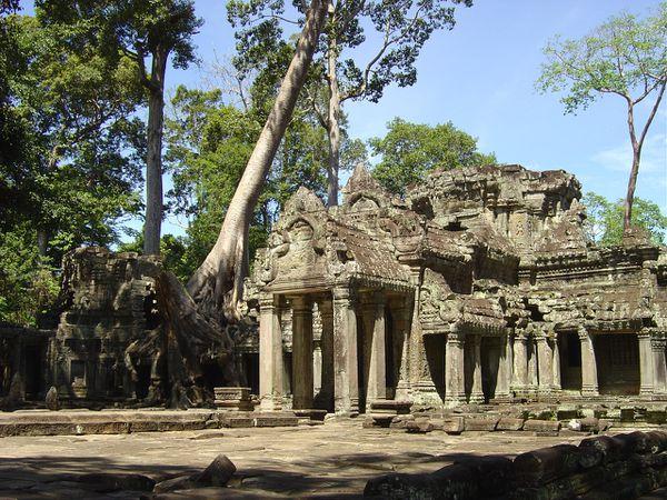 Angkor temple Preah Khan (9)