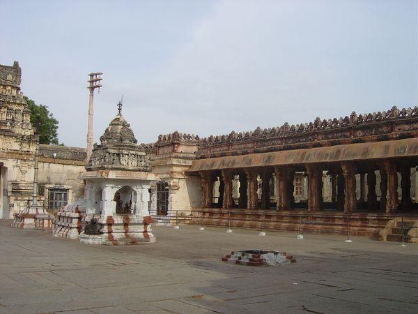 Hampi temple Virupaksha (4)