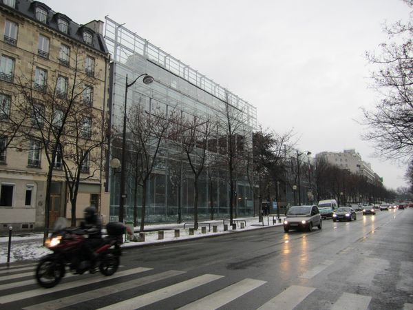 Paris jean Nouvel fondation cartier (2)