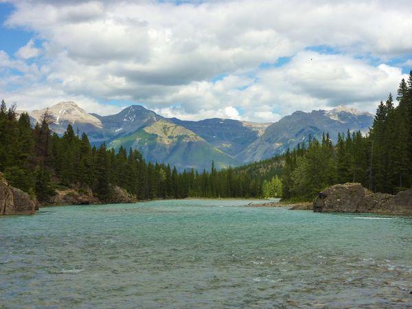 Jour 16 Banff rivière Bow 2