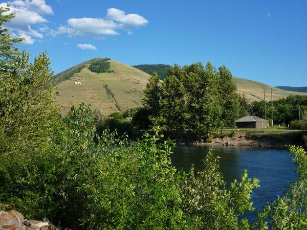 Jour 12 Missoula Clark Fork River