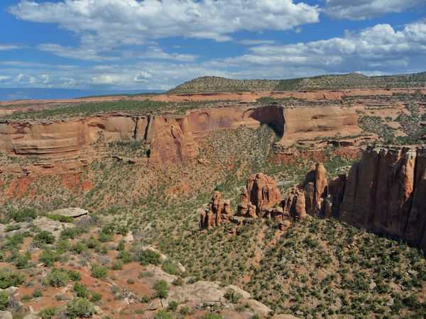 Jour 3 Colorado National Monument Ute Canyon 2b
