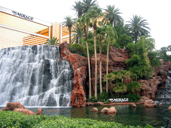 Las Vegas The Mirage