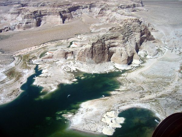 Lac Powell 6.