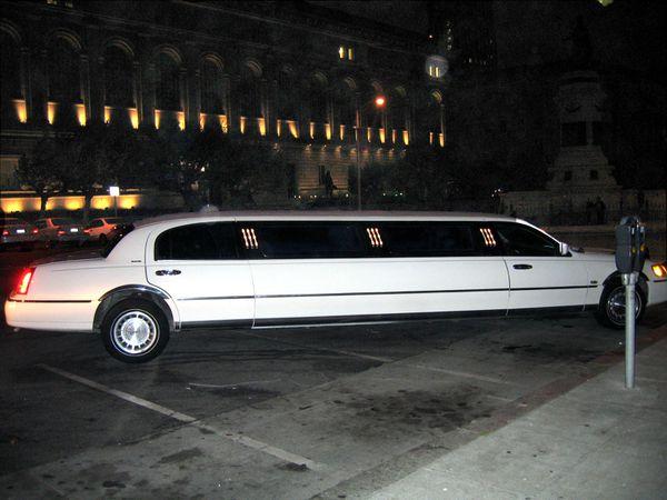 San Francisco limousine