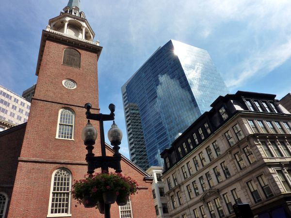 Boston Old Meeting House 2