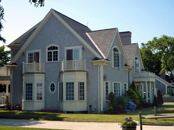 Cape Cod maison 2