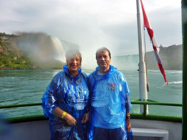 Niagara Falls Maid of the Mist nous