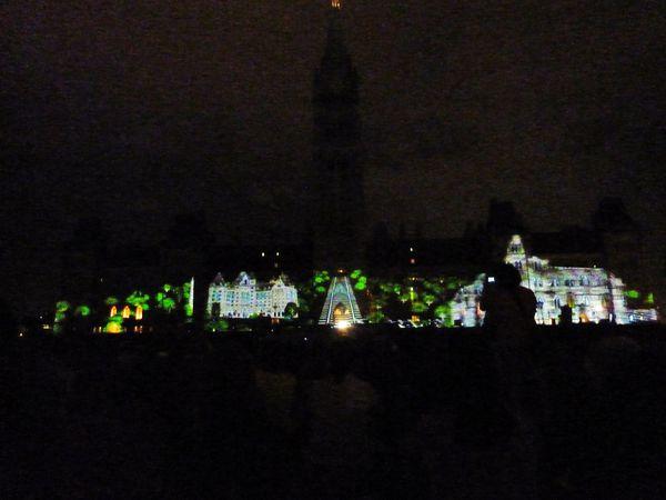 Ottawa Mosaika monuments