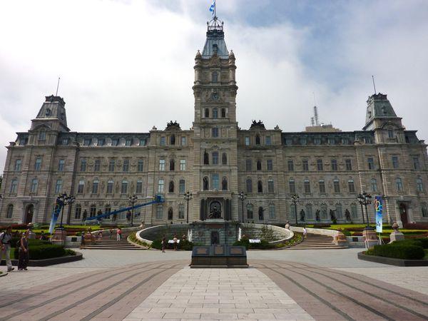 Québec Hôtel du Parlement 2