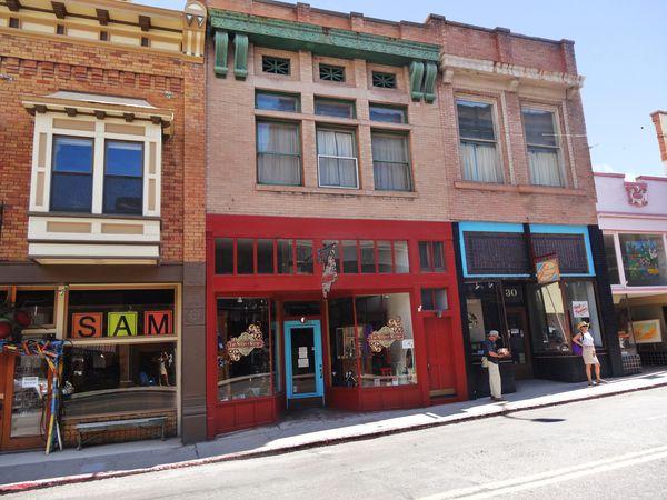 Bisbee main street 2