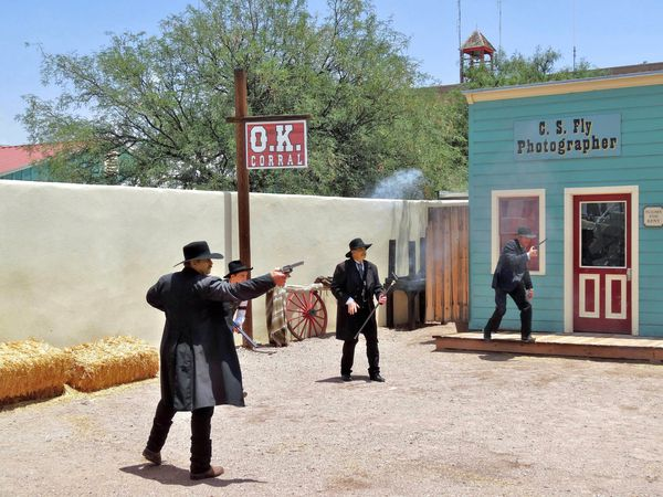 Tombstone OK Corral show 4