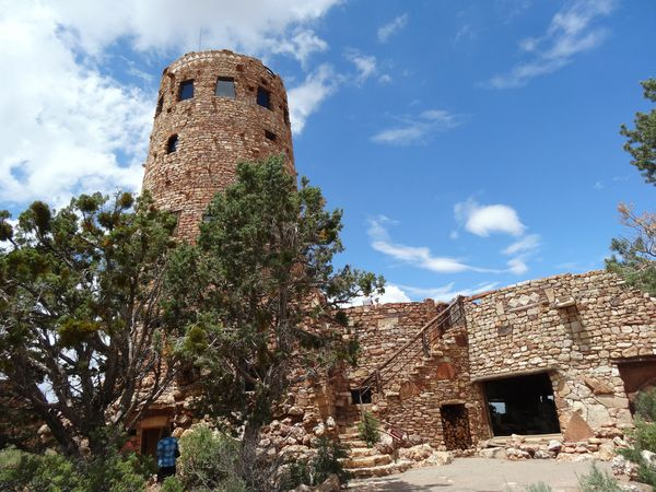 Grand Canyon Desert View Tower