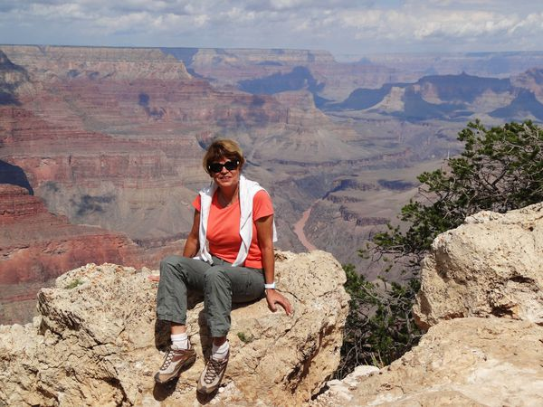 Grand Canyon Mohave Point Martine