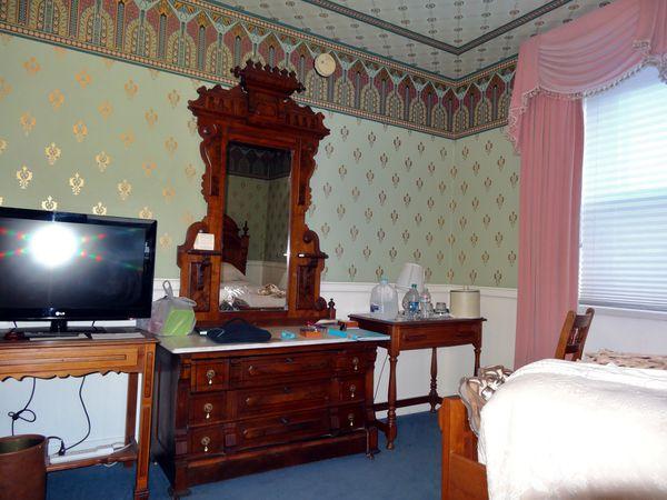Durango Strater Hotel chambre