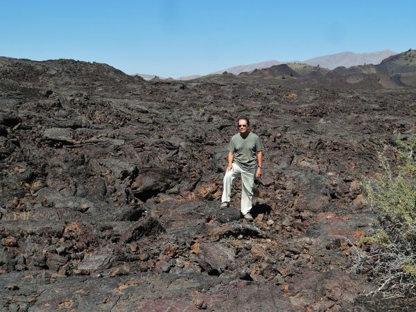 Craters of the Moon Norbert