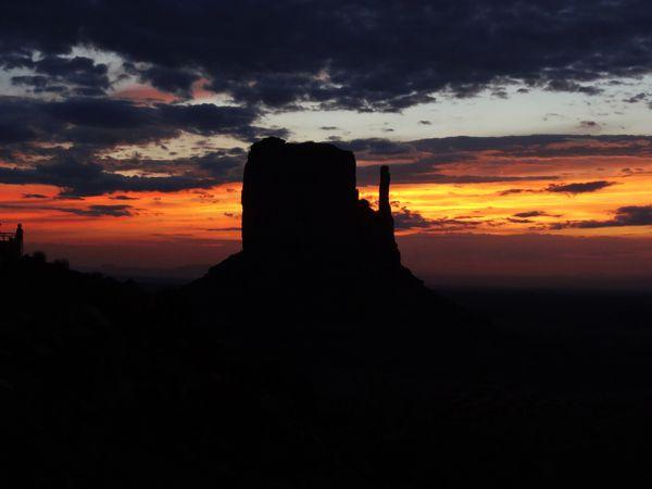 Monument Valley Lever de soleil 3